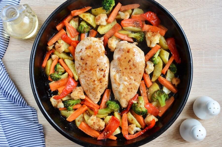 Sheet Pan Hoisin Chicken recipe - step 7