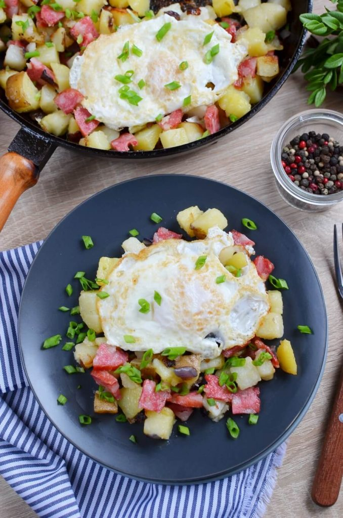 Spanish Chorizo Hash Recipe-How To Make Spanish Chorizo Hash-Delicious Spanish Chorizo Hash
