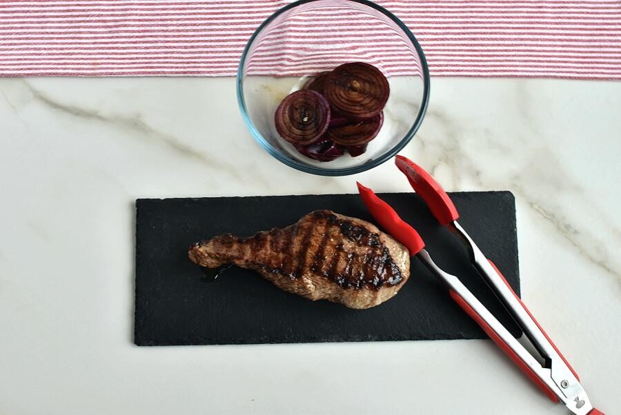 Steak Bistro Wraps recipe - step 6