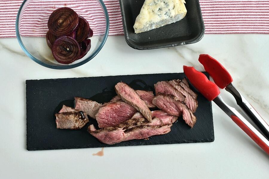 Steak Bistro Wraps recipe - step 7