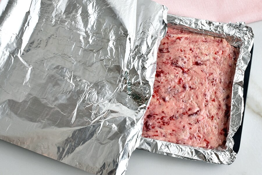 Strawberry Fudge recipe - step 4