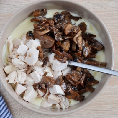 Turkey Tetrazzini recipe - step 2