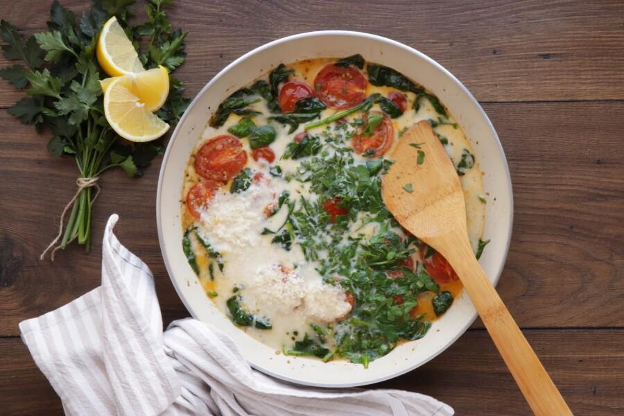 Tuscan Butter Gnocchi recipe - step 5