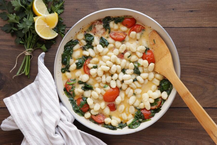 Tuscan Butter Gnocchi recipe - step 6