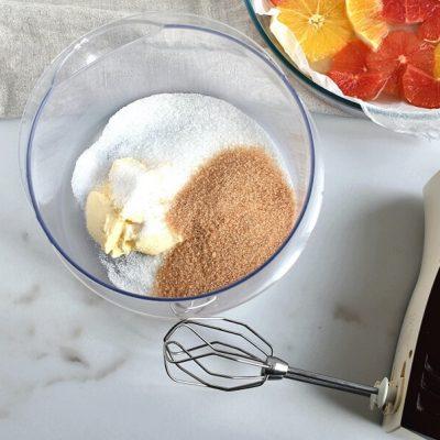 Upside Down Winter Citrus Cake recipe - step 5
