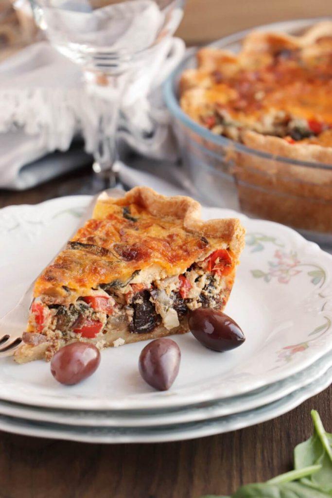 Healthy Greek-Inspired Dish