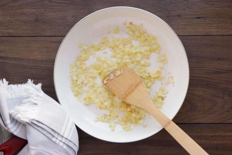 Veggie Mediterranean Quiche recipe - step 3