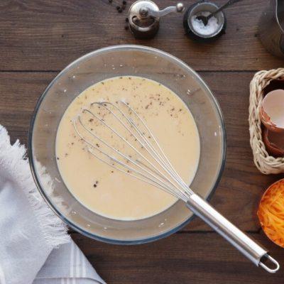 Veggie Mediterranean Quiche recipe - step 7