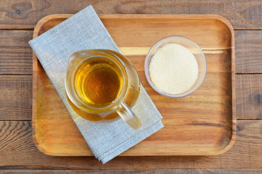 Ingridiens for April Fool's Recipe – A Glass of Beer