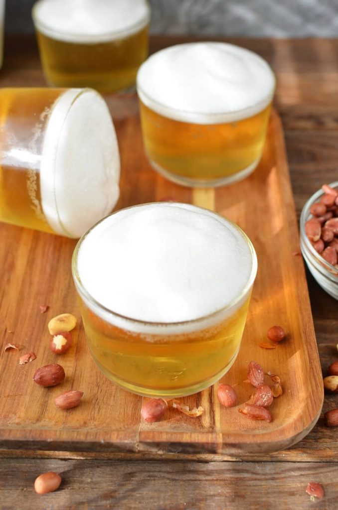 April Fool's Recipe – A Glass of Beer