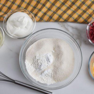 Berry Cream Muffins recipe - step 2