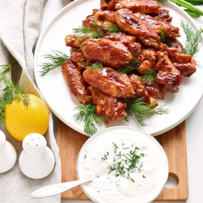 Bloody Mary Wings Recipes-Homemade Bloody Mary Wings-Delicious Bloody Mary Wings