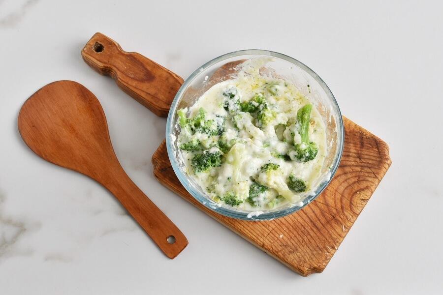 Cheesy Chicken and Broccoli Orzo recipe - step 2