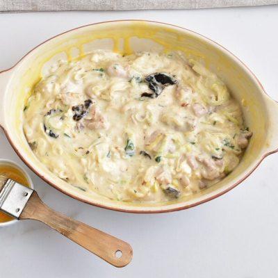 Chicken, Leek and Caerphilly Cheese Pie recipe - step 7