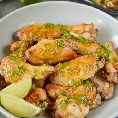Cilantro Lime Wings Recipe-How To Make Cilantro Lime Wings-Delicious Cilantro Lime Wings