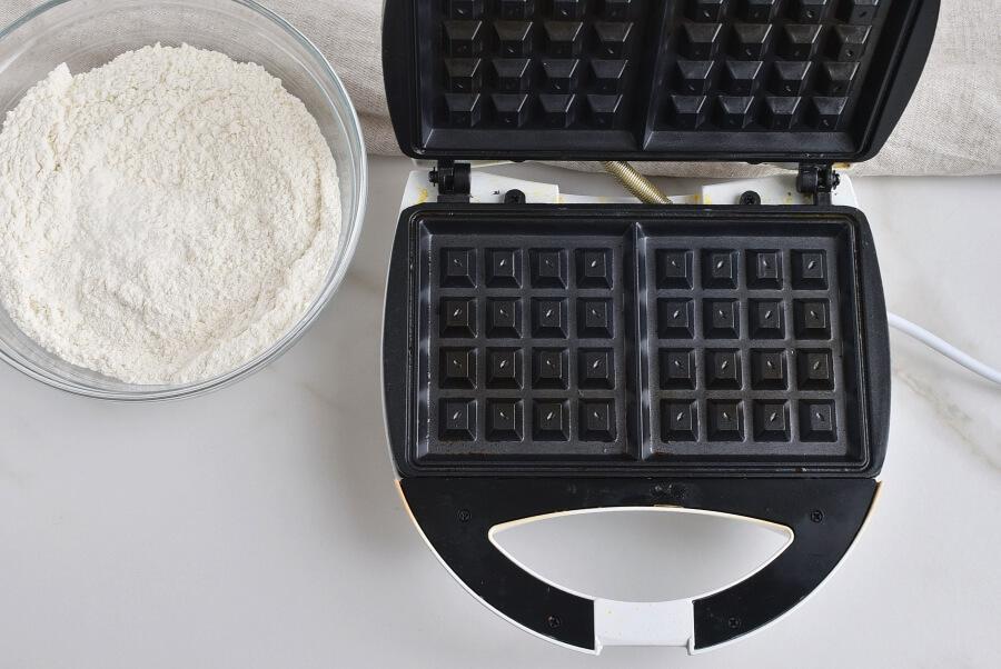 Classic Waffles Recipe recipe - step 2