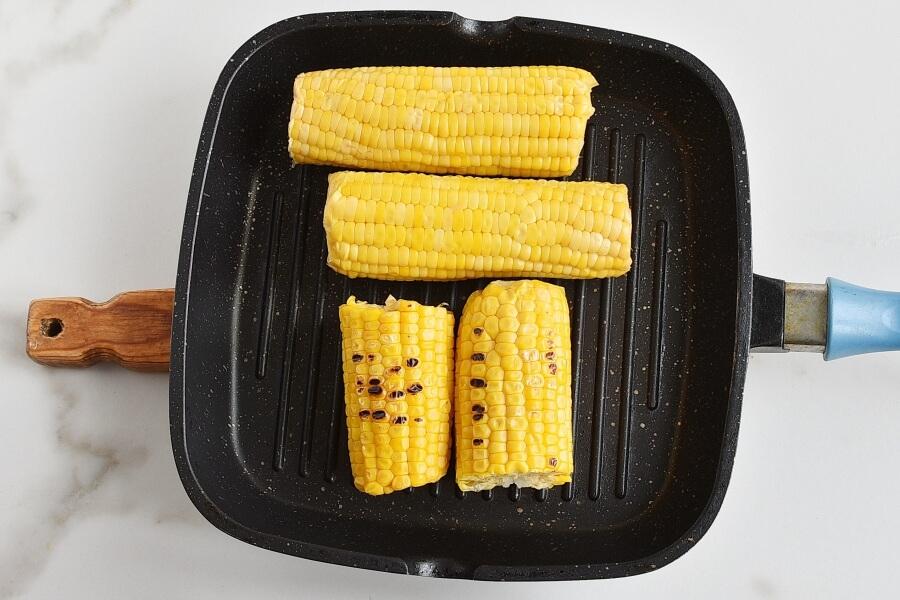 Corn Salad with Queso Fresco recipe - step 1