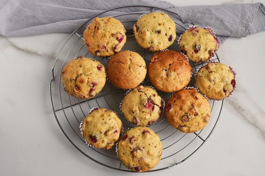 Cranberry Nut Muffins recipe - step 9