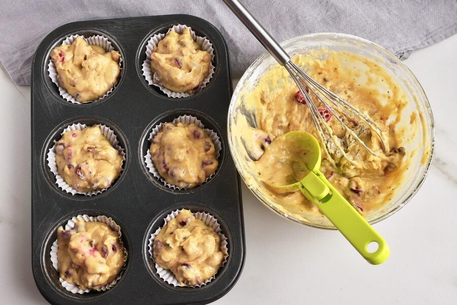 Cranberry Nut Muffins recipe - step 7