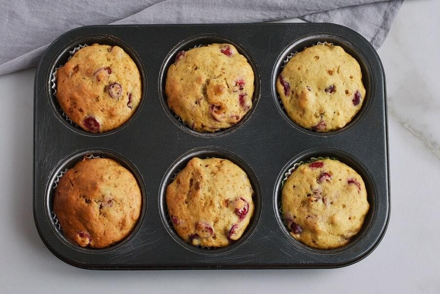 Cranberry Nut Muffins recipe - step 8