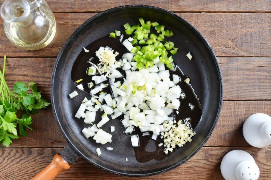 Easy Chana Masala recipe - step 1