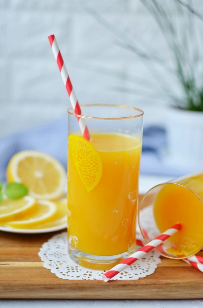 Edible Juice Recipe-How To Make Edible Juice-Delicious Edible Juice