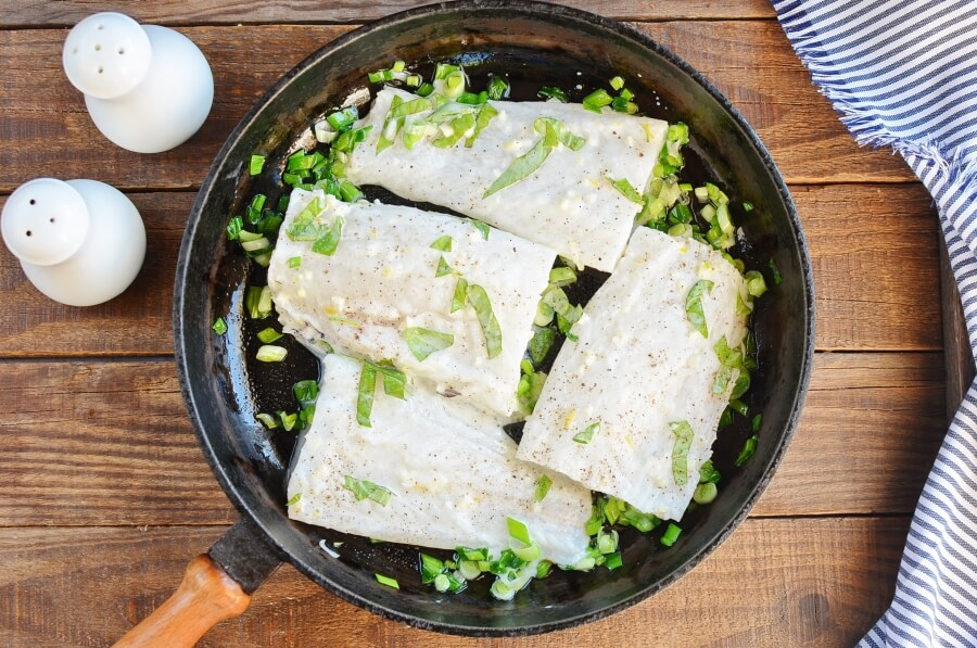 Fish in Yogurt Marinade recipe - step 5