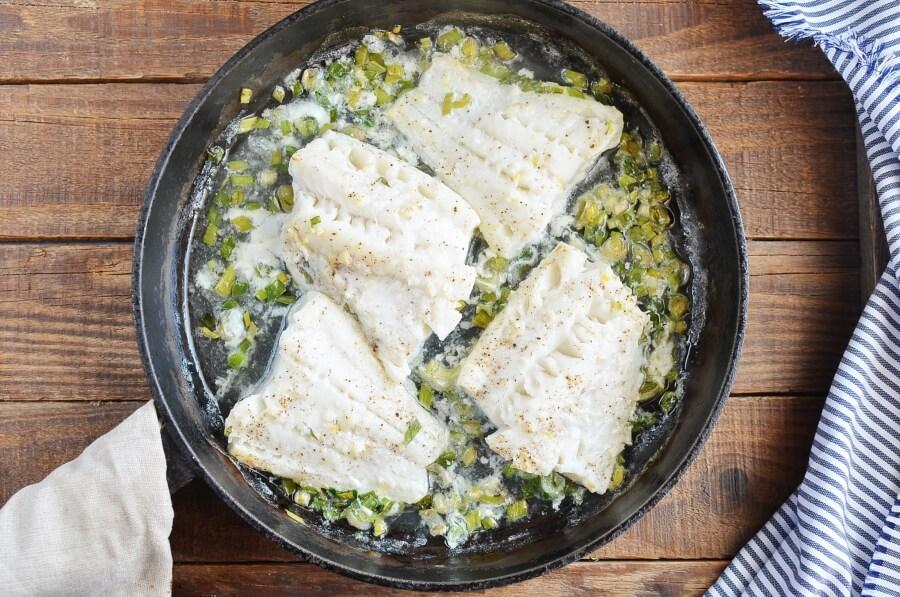 Fish in Yogurt Marinade recipe - step 6