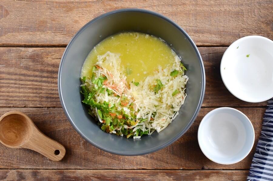 Garlic-Parmesan Wings recipe - step 4