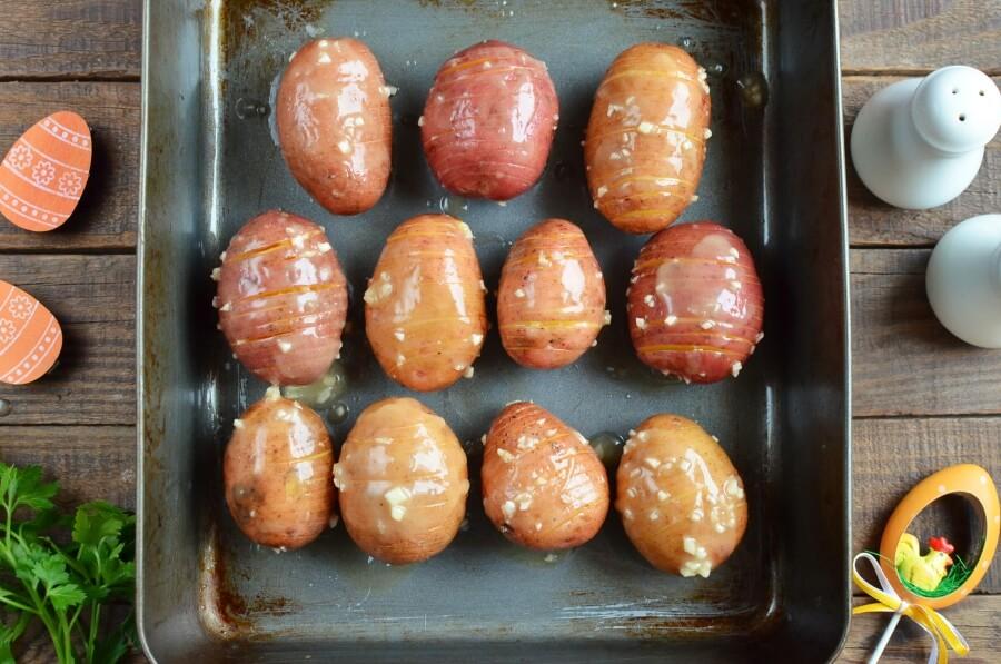 Garlic Roasted Potatoes recipe - step 5