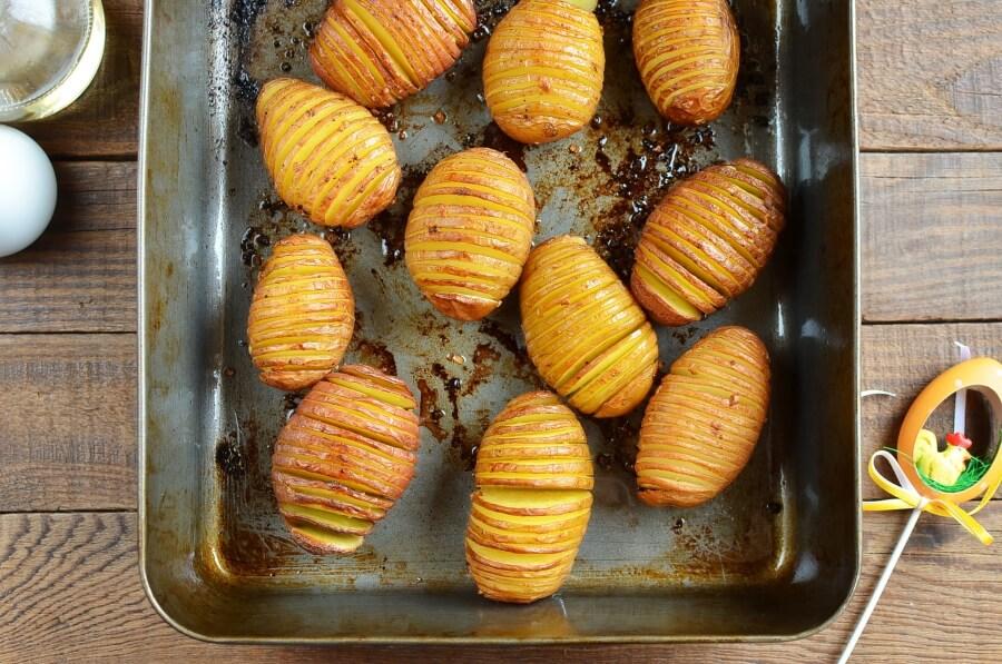 Garlic Roasted Potatoes recipe - step 6