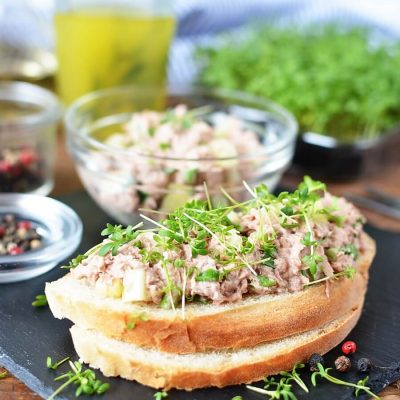 Greek Yogurt Tuna Salad Recipe-How To Make Greek Yogurt Tuna Salad-Delicious Greek Yogurt Tuna Salad