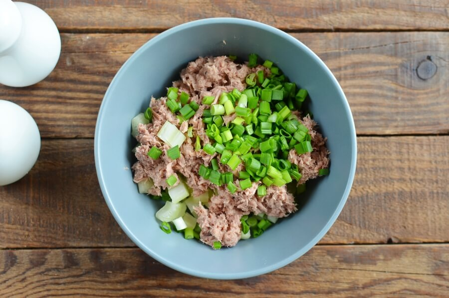Greek Yogurt Tuna Salad recipe - step 2