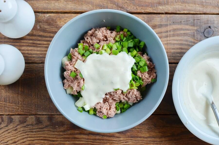 Greek Yogurt Tuna Salad recipe - step 3