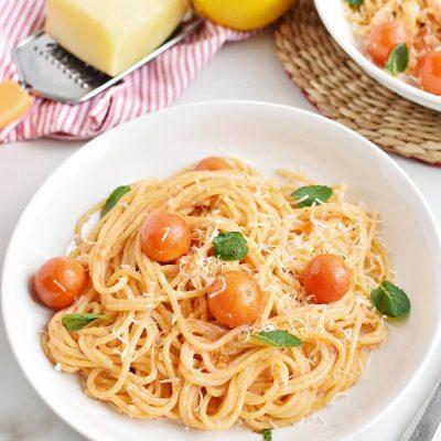Harissa spaghetti Recipes-Homemade Harissa spaghetti-Easy Harissa spaghetti