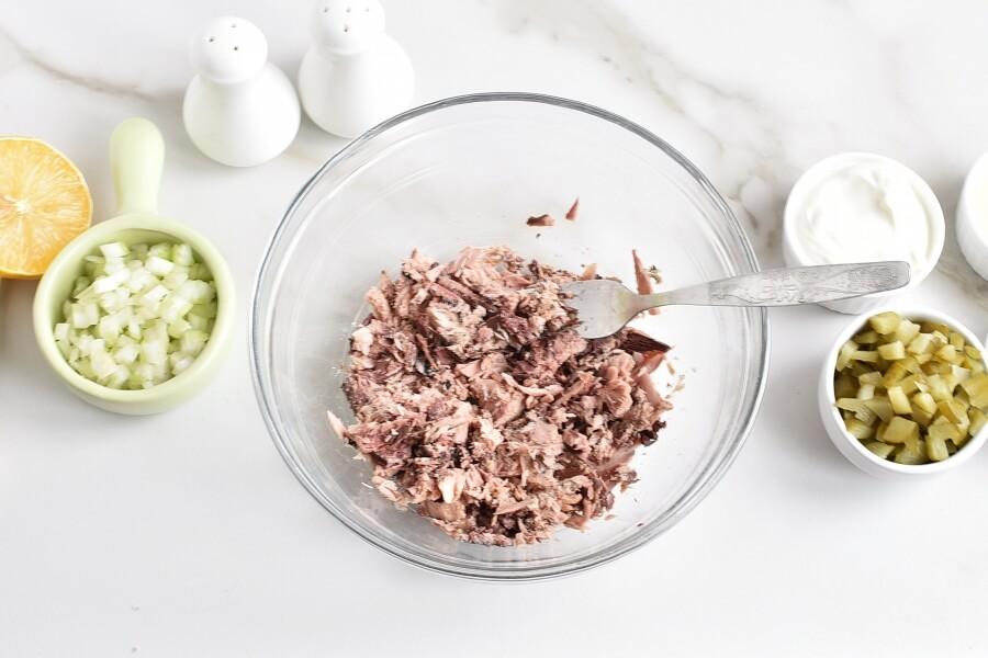 Healthy Tuna Salad recipe - step 1