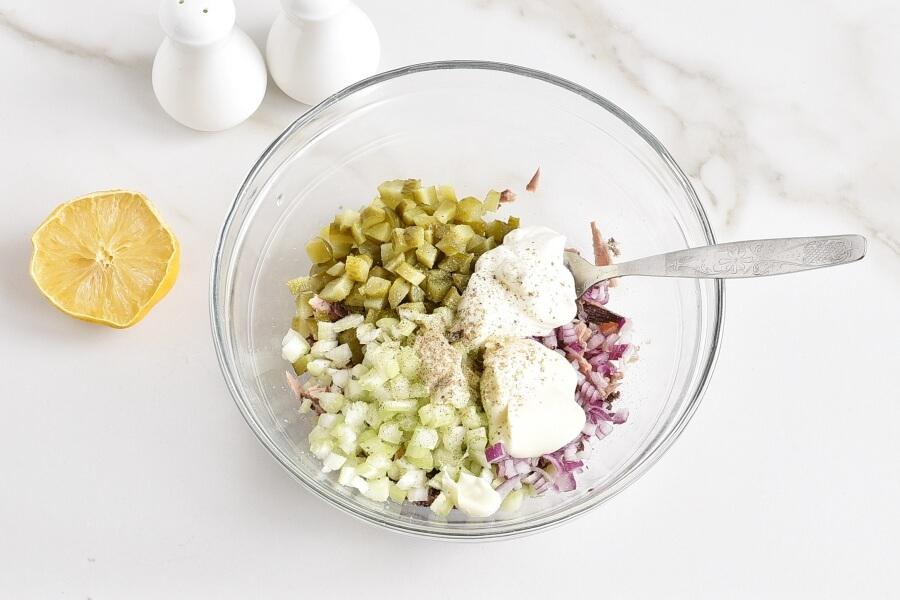 Healthy Tuna Salad recipe - step 2
