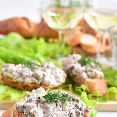 Healthy Tuna Salad Recipes-Homemade Healthy Tuna Salad-Easy Healthy Tuna Salad