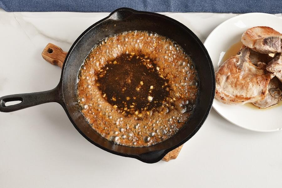Honey Garlic Pork Chops recipe - step 6