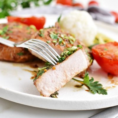 Honey Mustard Grilled Pork Chops Recipes-Homemade Honey Mustard Grilled Pork Chops-Easy Honey Mustard Grilled Pork Chops