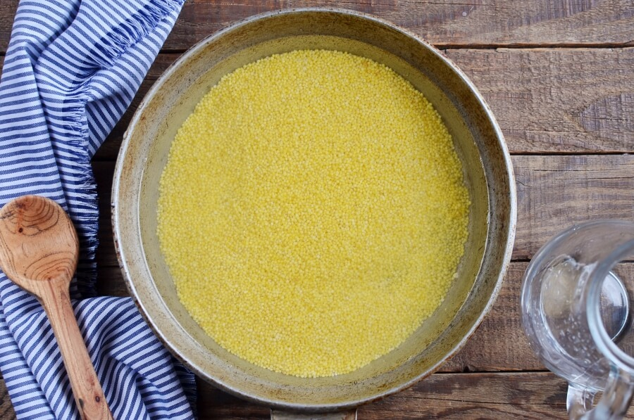 How to Cook Millet? recipe - step 2