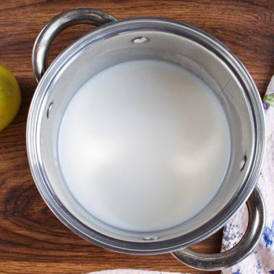 Irish Apple Cake with Custard Sauce recipe - step 9
