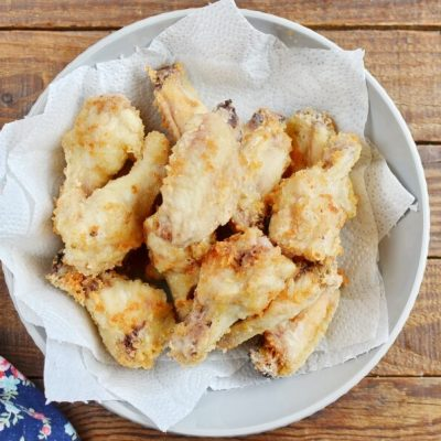 Korean Chicken Wings recipe - step 4