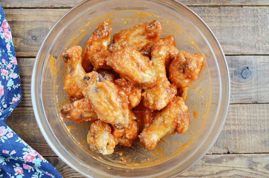 Korean Chicken Wings recipe - step 6