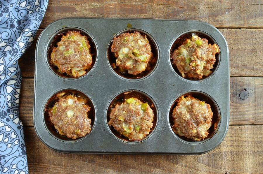 Meatloaf Cupcakes recipe - step 5