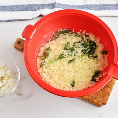 Mediterranean Pork and Orzo recipe - step 4
