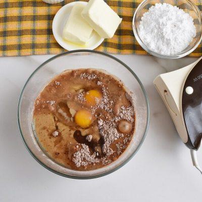 Mint Irish Cream Brownies recipe - step 2