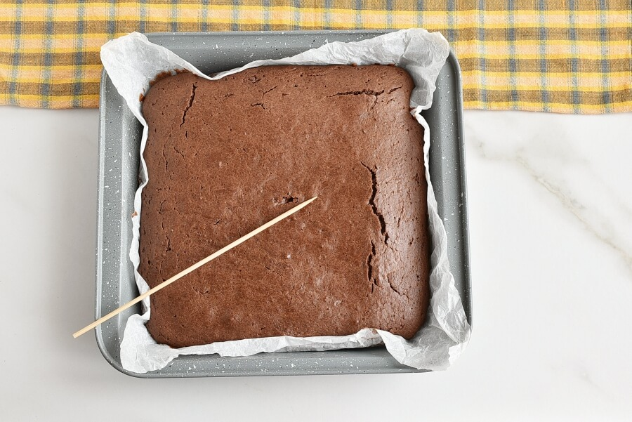 Mint Irish Cream Brownies recipe - step 4