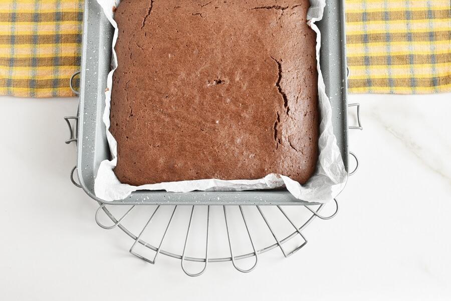 Mint Irish Cream Brownies recipe - step 5