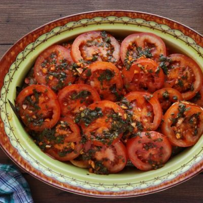 Moroccan Baked Fish Tagine with Vegetables recipe - step 6